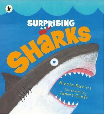Surprising Sharks by Nicola Davies