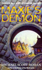 Maxie's Demon by Michael Scott Rohan image