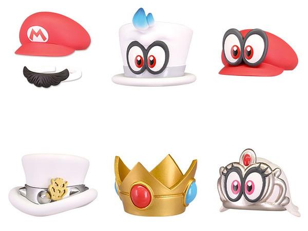 Super Mario Odyssey: Bottle Cap Collection - Minifigure (Blind Box)