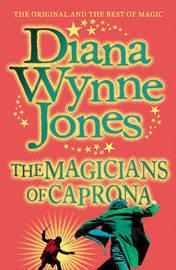 The Magicians of Caprona (The Chrestomanci) by Diana Wynne Jones image