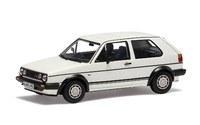 Corgi: 1/43 VW Golf Mk2 GTi (White) - Diecast Model