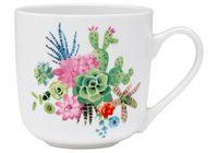 Succulent Garden: Posy Mug