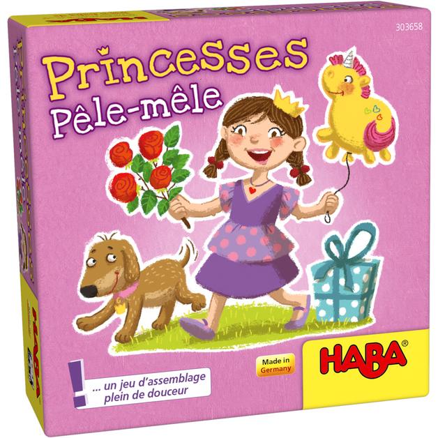 Princess Mix-Max - Children's Game