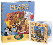 Bears CD-ROM - Ted & Floppy