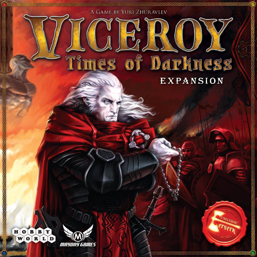 Viceroy: Times of Darkness - Game Expansion image
