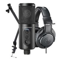 Audio Technica Content Creator Pack