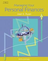 Managing Your Personal Finances by Joan S. Ryan image
