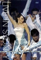 Kylie Minogue - Live In Sydney on DVD
