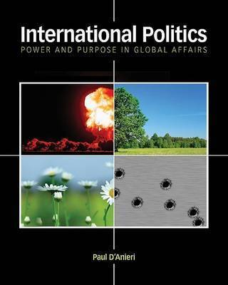 International Politics: Power and Purpose in Global Affairs by Paul D'Anieri