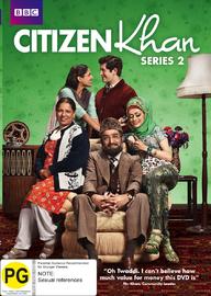 Citizen Khan - Series 2 on DVD