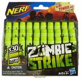 Nerf: Zombie Strike - Deco Dart Refill 30 Pack