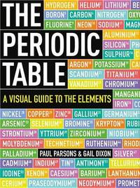 The Periodic Table by Paul Parsons