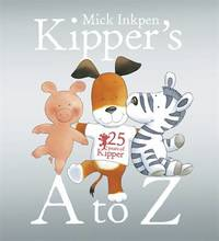 Kipper: Kipper's A to Z by Mick Inkpen image