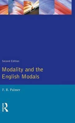 Modality and the English Modals by F.R. Palmer image