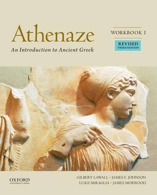 Athenaze, Workbook I by Maurice Balme