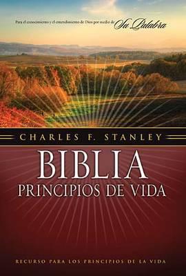 Biblia Principios de Vida Charles F. Stanley-RV 1960 image