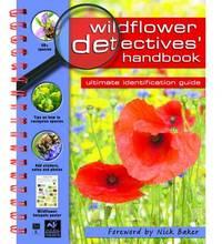 Wildflower Detectives' Handbook by Camilla de la Bedoyere image