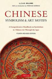 Chinese Symbolism & Art Motifs Fourth Revised Edition by Charles Alfred Speed Williams image
