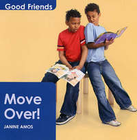 Move Over! by Janine Amos image