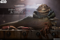Star Wars: Jabba the Hutt & Throne - 13'' Articulated Figure Set