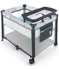 Ingenuity: Smart and Simple Travel Cot