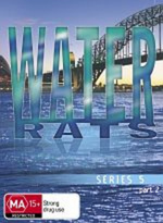 Water Rats - Series 5: Part 2 (4 Disc Set) on DVD
