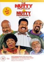 The Nutty Professor & Nutty Professor II (2 Disc Set on DVD