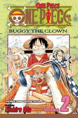 One Piece: v. 2 by Eiichiro Oda