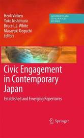 Civic Engagement in Contemporary Japan image