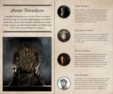 Game of Thrones Journal: House Baratheon (Large) by HBO