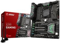 MSI X299 Gaming M7 AC-WIFI Motherboard image