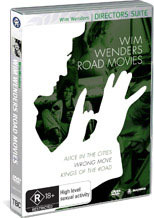 Wim Wenders - Road Movies on DVD