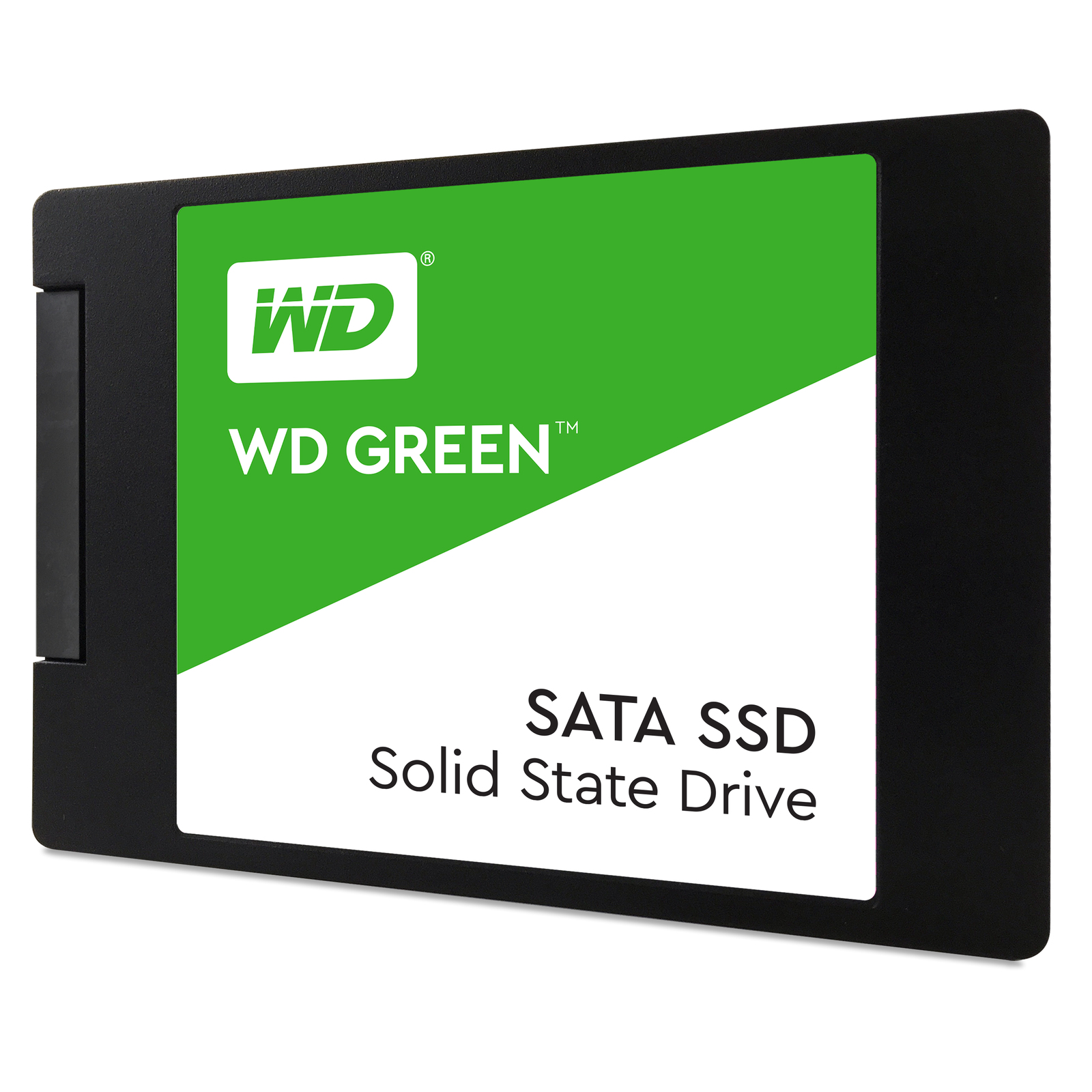 "240GB WD Green 3D Nand - 2.5"" SATA Internal SSD image"