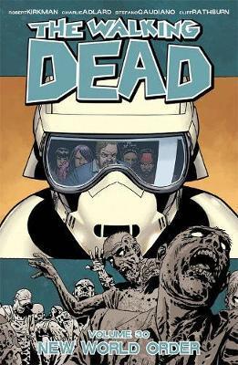 The Walking Dead Volume 30: New World Order by Robert Kirkman image
