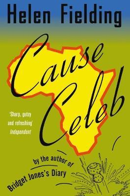 Cause Celeb by Helen Fielding image