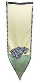 Game of Thrones - Stark Winterfell Tournament Banner