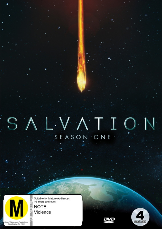 Salvation - Season 1 on DVD