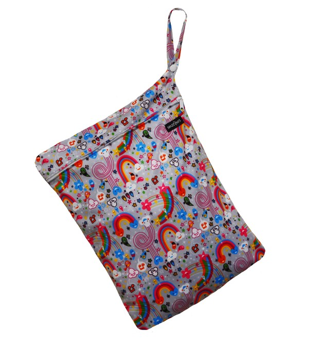 Snazzipant: Wet Bag Medium - Rainbow