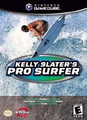Kelly Slater's Pro Surfer for GameCube