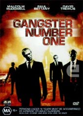 Gangster # 1 on DVD