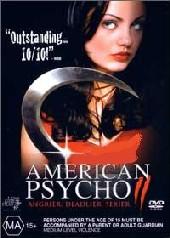 American Psycho 2 on DVD