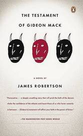 The Testament of Gideon Mack by James Robertson image