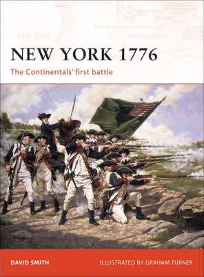 New York 1776 by David Smith