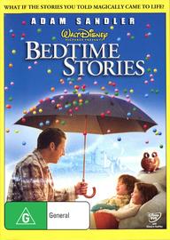 Bedtime Stories on DVD