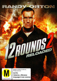 12 Rounds 2: Reloaded DVD