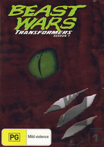 Beast Wars - Transformers: Season 1 (4 Disc Box Set) on DVD
