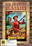 Comanche Station DVD