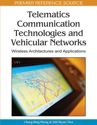 Telematics Communication Technologies and Vehicular Networks image