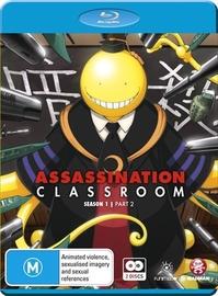 Assassination Classroom - Part 2 (Eps 12-22) on Blu-ray