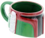 Star Wars Boba Fett 3D Coffee Mug